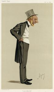 Edward S. Gordon, Vanity Fair by Carlo Pellegrini