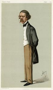 Henry Thompson by Carlo Pellegrini