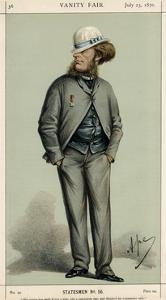 Lord Elcho, Vanity Fair by Carlo Pellegrini
