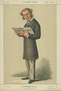Lord Robert Montagu by Carlo Pellegrini