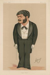Mr Arthur Sullivan by Carlo Pellegrini