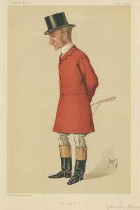 Mr John Coupland by Carlo Pellegrini