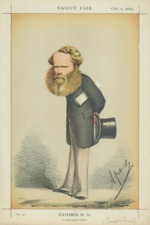 Mr M E Grant-Duff