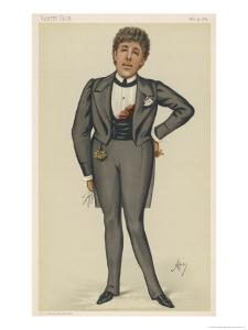 Oscar Wilde Playwright and Dandy by Carlo Pellegrini