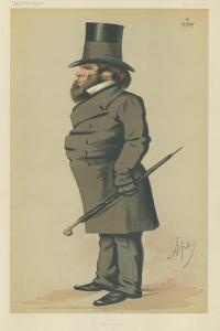 The Duke of Buckingham by Carlo Pellegrini