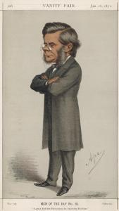 Thomas Henry Huxley Scientist by Carlo Pellegrini