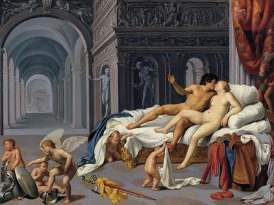 Venus and Mars. Ca. 1600