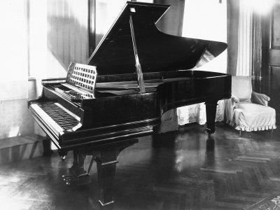 Steinway and Sons Piano in a Room
