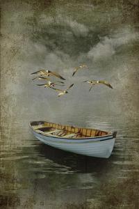 Alone in the Mist by Carlos Casamayor