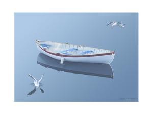Blue Dream 1 by Carlos Casamayor