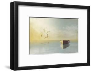 Soft Sunrise on the Beach 11 by Carlos Casamayor