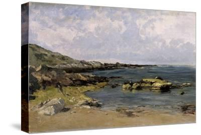 Low Tide (Guethary), Ca. 1881
