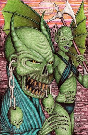 carlos-fox-lopez-green-demons