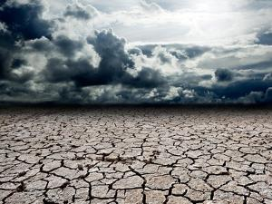Dreamscape with Cracked Soil by carloscastilla