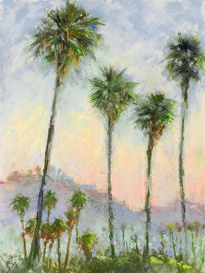 Carlton Sunrise-Nancie King Mertz-Art Print