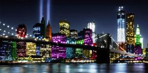 NYC In Living Color II by Carly Ames