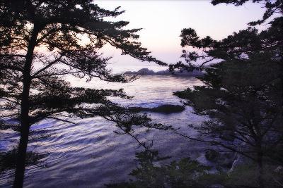 Carmel Highlands Sunset I-Alan Hausenflock-Photographic Print