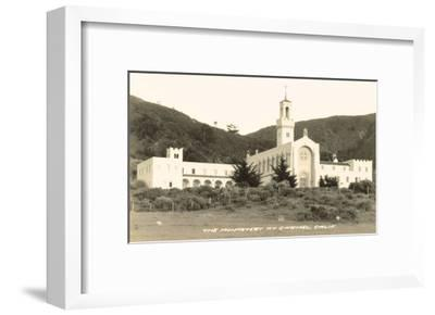 Carmel Monastery, California