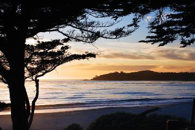Carmel Sunset 3-Alan Hausenflock-Photographic Print