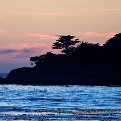 Carmel Sunset 5-Alan Hausenflock-Photographic Print
