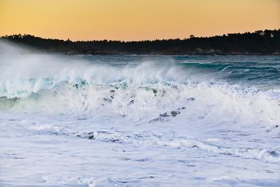 Carmel Waves I-Lee Peterson-Photographic Print