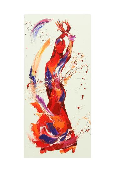 Carmen-Penny Warden-Giclee Print