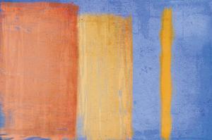 Large Quadrate II by Carmine Thorner