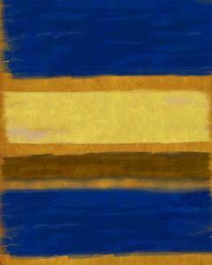 No. 1956 Blue Depth by Carmine Thorner