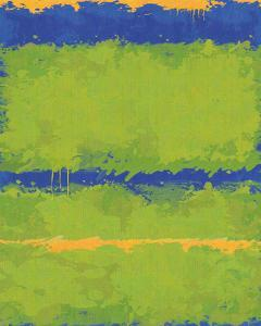 No. 1967 Olive Green Blue by Carmine Thorner