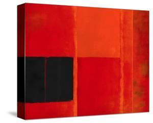 Square Twilight Crescent by Carmine Thorner