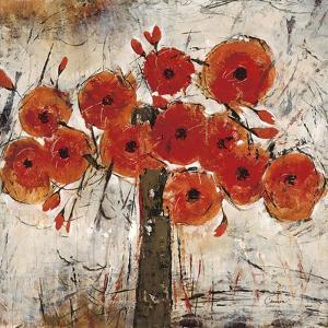 Abundant Poppies 2 by Carmon