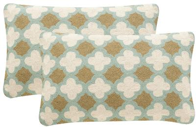 Carna Pillow Pair--Home Accessories