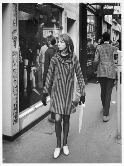 Carnaby Street Girl--Photographic Print