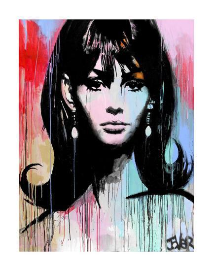 Carnaby-Loui Jover-Art Print