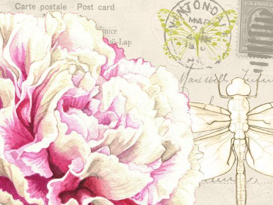 Carnation-Elizabeth Hellman-Art Print