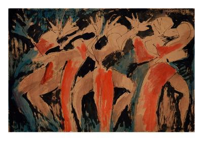 Carnavalia 2-Vaan Manoukian-Art Print