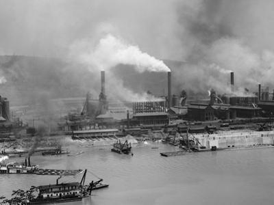 Carnegie Furnaces, Braddock, Pa.