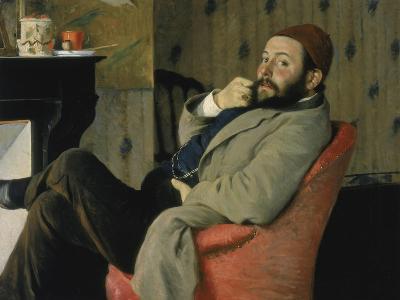 Carnet d'études-Gustave Moreau-Giclee Print