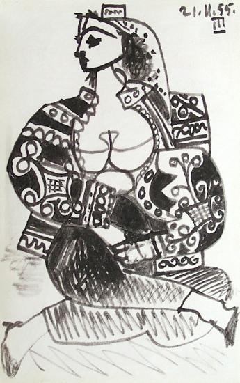 Carnet de Californie 02-Pablo Picasso-Premium Edition