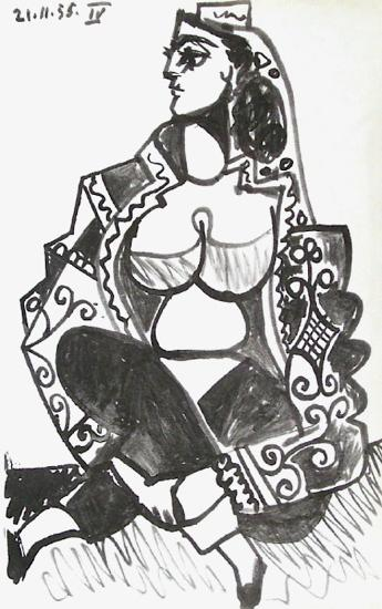 Carnet de Californie 08-Pablo Picasso-Premium Edition