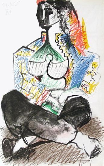 Carnet de Californie 14-Pablo Picasso-Premium Edition