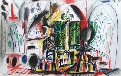 Carnet de Californie 36-Pablo Picasso-Premium Edition