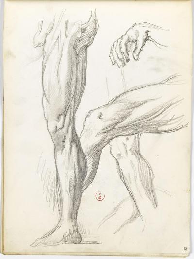 Carnet de dessins-Gustave Moreau-Giclee Print