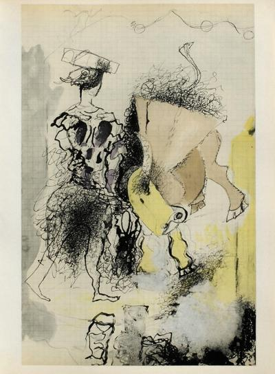 Carnets Intimes 14-Georges Braque-Collectable Print