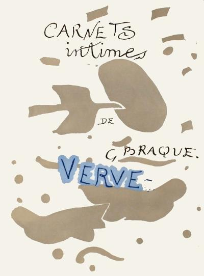 Carnets Intimes-Georges Braque-Premium Edition