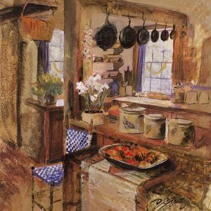 Kitchen I by Carney