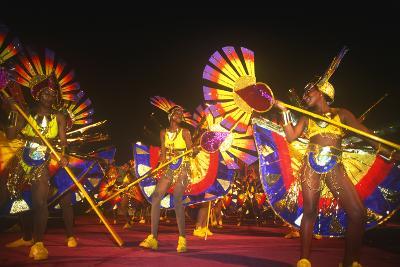 Carnival, Kingstown, St. Vincent, Caribbean--Photographic Print