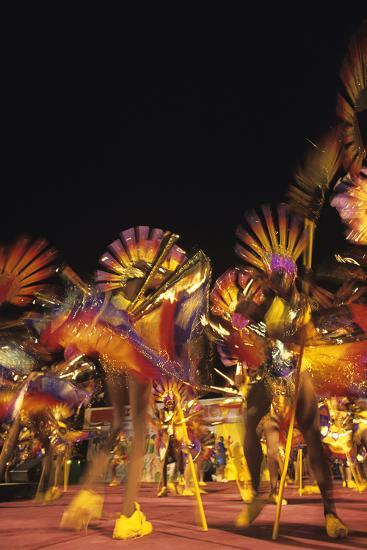 Carnival, Kingstown, St. Vincent--Photographic Print