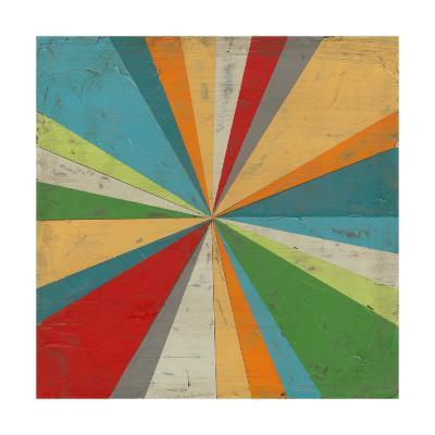 Carnival Lights II-Erica J^ Vess-Art Print