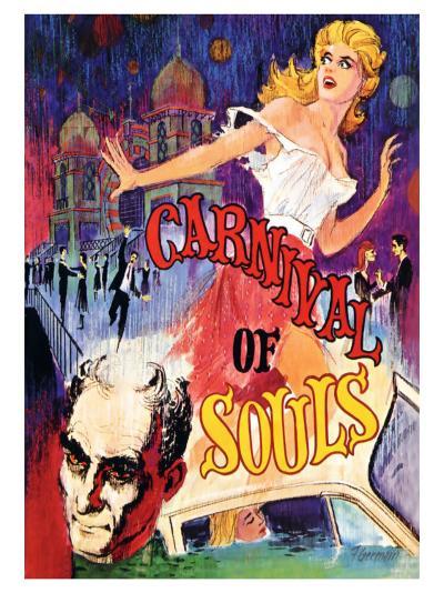 Carnival of Souls, 1962--Art Print